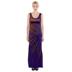 Sylvester New Year S Day Year Party Maxi Thigh Split Dress