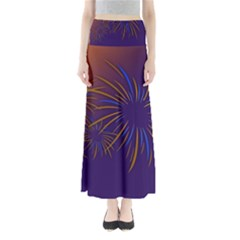 Sylvester New Year S Day Year Party Full Length Maxi Skirt