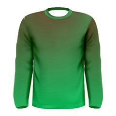 Course Colorful Pattern Abstract Men s Long Sleeve Tee
