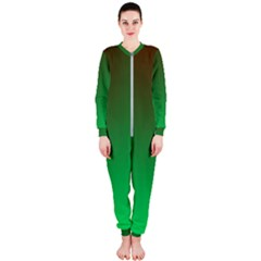 Course Colorful Pattern Abstract Onepiece Jumpsuit (ladies)