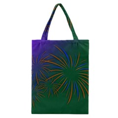 Sylvester New Year S Day Year Party Classic Tote Bag