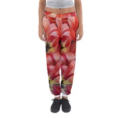 Tulips Flowers Spring Women s Jogger Sweatpants