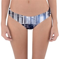 House Old Shed Decay Manufacture Reversible Hipster Bikini Bottoms