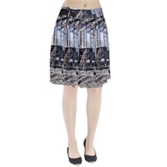 House Old Shed Decay Manufacture Pleated Skirt