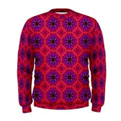 Retro Abstract Boho Unique Men s Sweatshirt