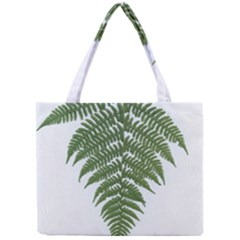 Boating Nature Green Autumn Mini Tote Bag