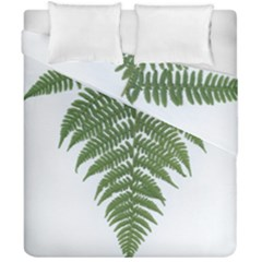 Boating Nature Green Autumn Duvet Cover Double Side (california King Size)