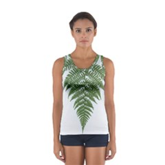 Boating Nature Green Autumn Sport Tank Top