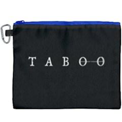 Taboo Canvas Cosmetic Bag (xxxl)