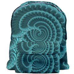 Fractals Form Pattern Abstract Giant Full Print Backpack