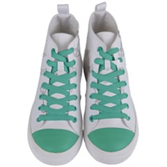 Taboo Women s Mid Top Canvas Sneakers