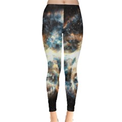 Universe Vampire Star Outer Space Leggings