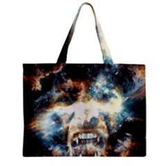 Universe Vampire Star Outer Space Mini Tote Bag
