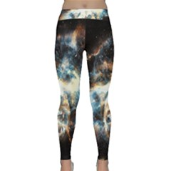 Universe Vampire Star Outer Space Classic Yoga Leggings