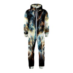 Universe Vampire Star Outer Space Hooded Jumpsuit (kids)