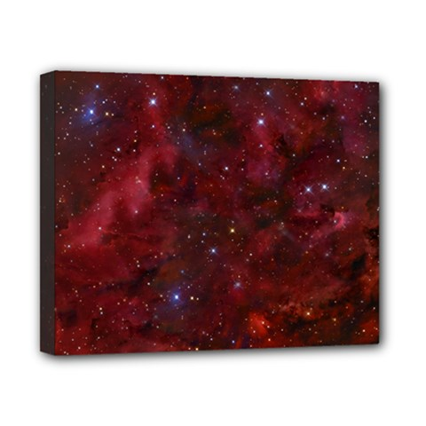 Abstract Fantasy Color Colorful Canvas 10  X 8