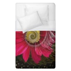 Fantasy Flower Fractal Blossom Duvet Cover (single Size)