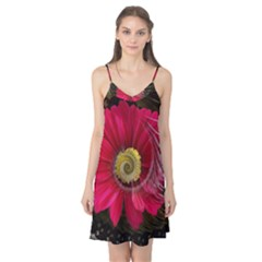 Fantasy Flower Fractal Blossom Camis Nightgown