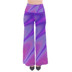 Purple Star Sun Sunshine Fractal Pants