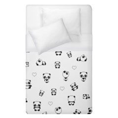 Panda Pattern Duvet Cover (single Size)