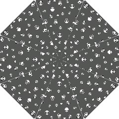 Panda Pattern Hook Handle Umbrellas (small)
