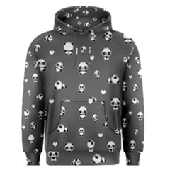 Panda Pattern Men s Pullover Hoodie
