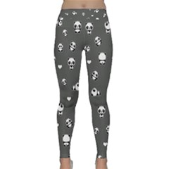 Panda Pattern Classic Yoga Leggings