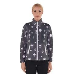 Panda Pattern Winterwear