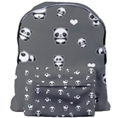 Panda Pattern Giant Full Print Backpack