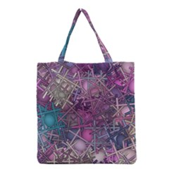 Fun,fantasy And Joy 1 Grocery Tote Bag
