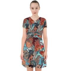 Fun,fantasy And Joy 2 Adorable In Chiffon Dress