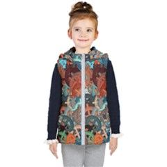 Fun,fantasy And Joy 2 Kid s Puffer Vest