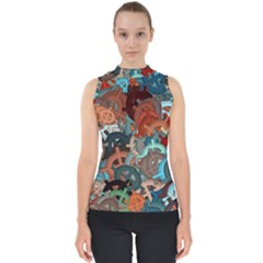 Fun,fantasy And Joy 2 Shell Top