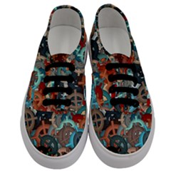 Fun,fantasy And Joy 2 Men s Classic Low Top Sneakers