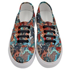 Fun,fantasy And Joy 2 Women s Classic Low Top Sneakers