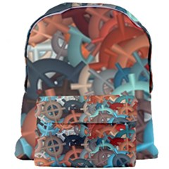 Fun,fantasy And Joy 2 Giant Full Print Backpack