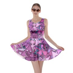 Fun,fantasy And Joy 7 Skater Dress