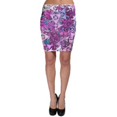 Fun,fantasy And Joy 7 Bodycon Skirt