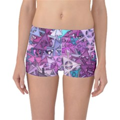 Fun,fantasy And Joy 7 Boyleg Bikini Bottoms