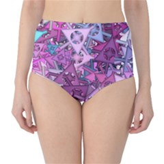 Fun,fantasy And Joy 7 High Waist Bikini Bottoms