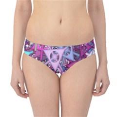 Fun,fantasy And Joy 7 Hipster Bikini Bottoms