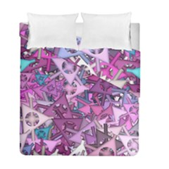 Fun,fantasy And Joy 7 Duvet Cover Double Side (full/ Double Size)