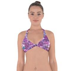 Fun,fantasy And Joy 7 Halter Neck Bikini Top