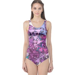 Fun,fantasy And Joy 7 One Piece Swimsuit