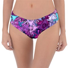 Fun,fantasy And Joy 7 Reversible Classic Bikini Bottoms