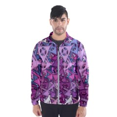 Fun,fantasy And Joy 7 Wind Breaker (men)