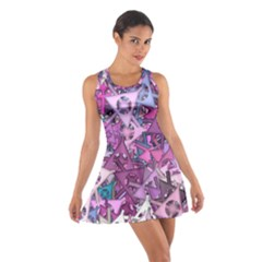 Fun,fantasy And Joy 7 Cotton Racerback Dress