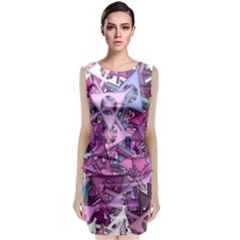 Fun,fantasy And Joy 7 Classic Sleeveless Midi Dress