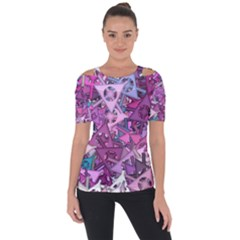 Fun,fantasy And Joy 7 Short Sleeve Top