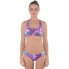 Fun,fantasy And Joy 7 Cross Back Hipster Bikini Set